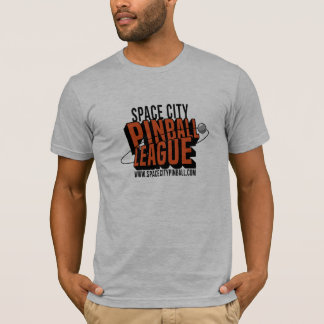 Space City Pinball League T-Shirt