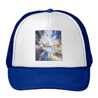 Space Clouds Craft Cap