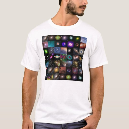 Space collage T-Shirt