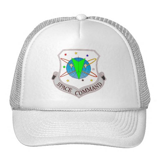 Space Command 2.0 Trucker Hat