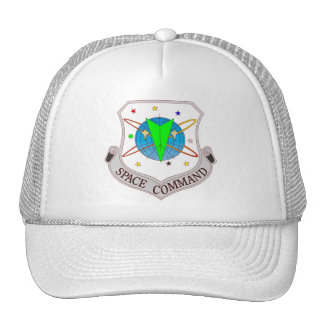 Space Command 2 0 Trucker Hat