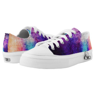 Space Cotton Printed Shoes