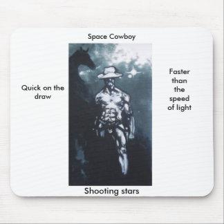 Space Cowboy, Mouse Pad