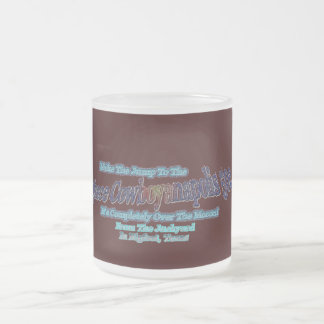 Space Cowboyanapolis 500-Completely Over The Moon! Coffee Mug