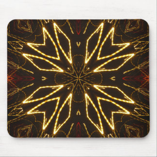 Space Crowns Mouse Pad
