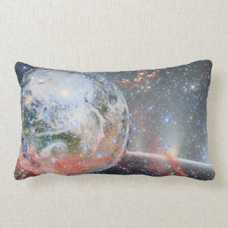 Space Cushions Planet Earth