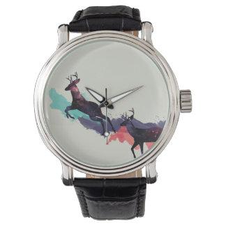 Space deer Watch