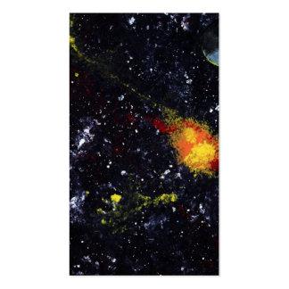 SPACE (design 13)  ~.jpg Pack Of Standard Business Cards