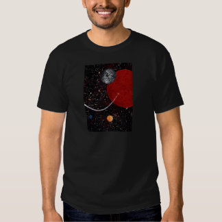 SPACE (design 15) ~ T-shirts