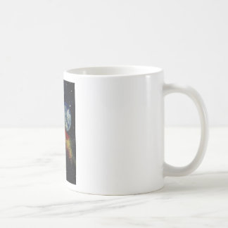 SPACE (design 16) - Basic White Mug