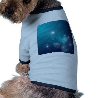 space ringer dog shirt
