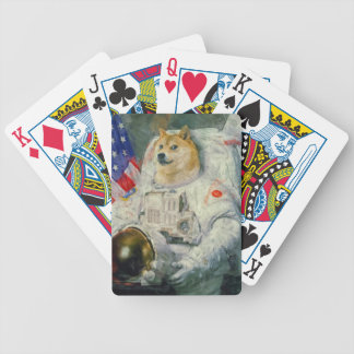 Space Doge Poker Cards