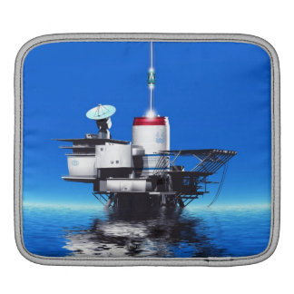 Space Elevator iPad Sleeve