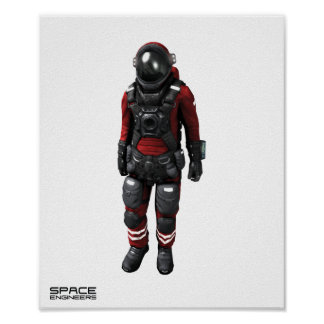 Space Engineers Value Poster Paper (Matte) - Astro