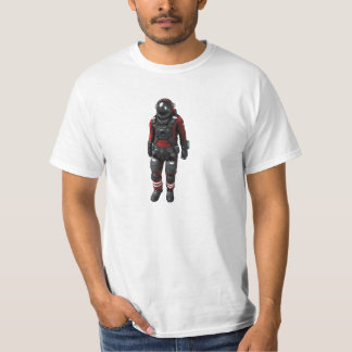Space Engineers Value T-Shirt astronaut