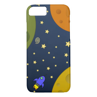 Space exploration iPhone 7 case
