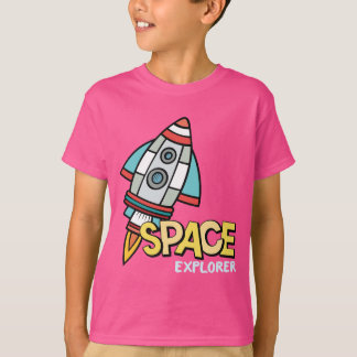 Space Explorer T-Shirt