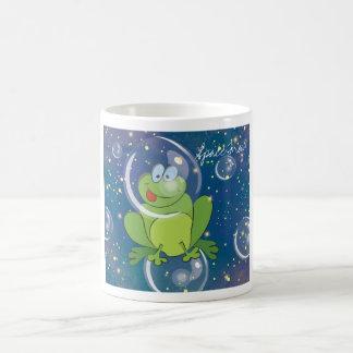 Space Frog Mug