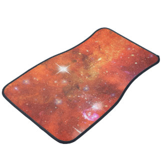 Space Galaxy Car Mat