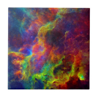 Space, Galaxy, Universe Tile