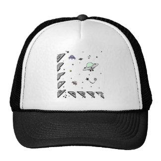 Space Geek Hat