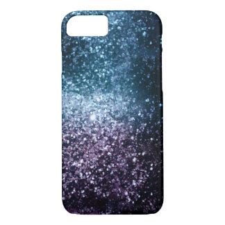 Space Glitter iPhone 7 Case