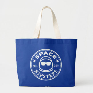 Space Hipsters® Jumbo Tote Bag