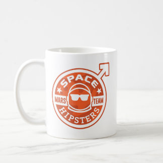 Space Hipsters® MARS TEAM 11-oz Coffee Mug