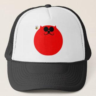 Space Hopper Kat Trucker Hat