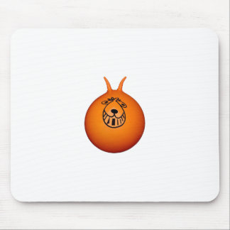 Space Hopper Mouse Mat White