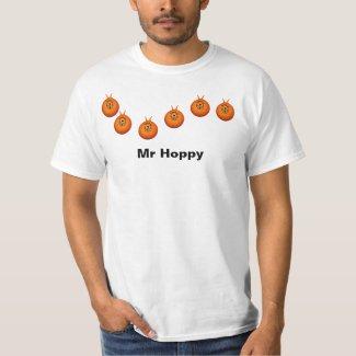 Mr Hoppy Space Hoppers T-shirt for Men