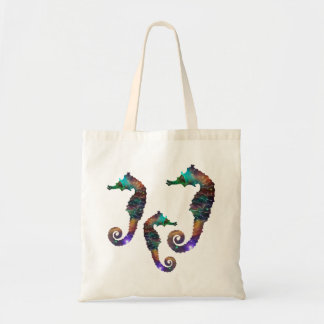 Space Horse Budget Tote Bag