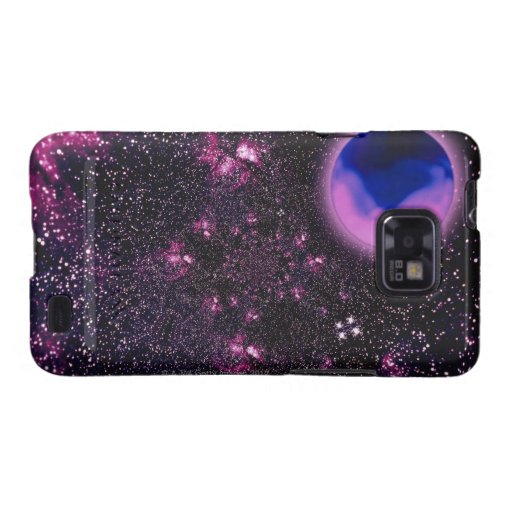 Space Image 3 Samsung Galaxy S2 Cover