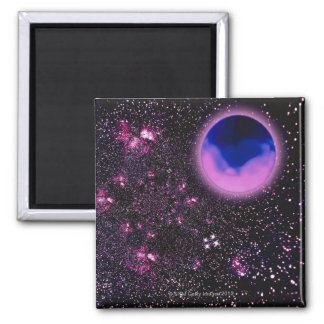 Space Image 3 Magnet