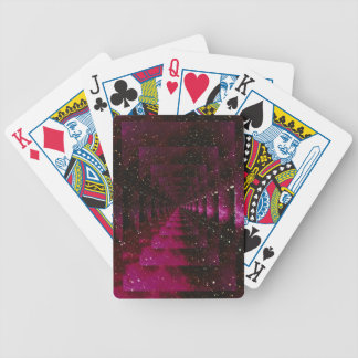 Space Image 5 Bicycle Playing Cards