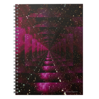 Space Image 5 Spiral Notebook