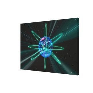 Space Image 7 Canvas Print