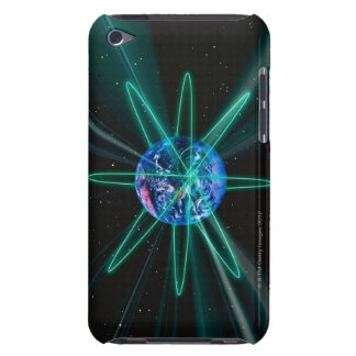 Space Image 7 iPod Touch Case-Mate Case