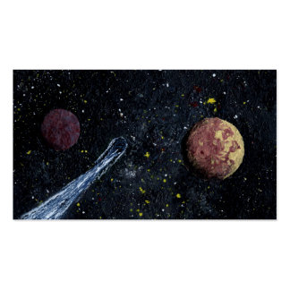Space Image (new 3) ~ sans signature.jpg Pack Of Standard Business Cards