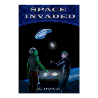 Space Invaded poster
