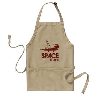 Space is Ace Standard Apron
