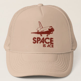 Space is Ace Trucker Hat