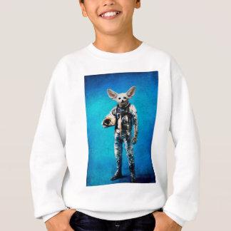 space is calling blue sweatshirt