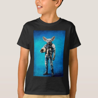 space is calling blue T-Shirt