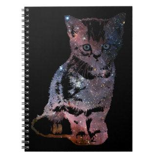Space Kitten Notebooks