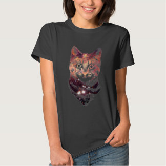 Space Kitty Tshirt