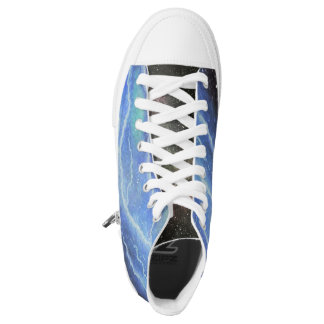 Space Lightning Sneakers