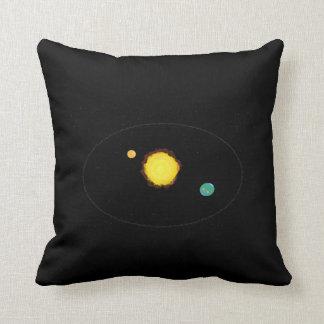 Space look design cushion