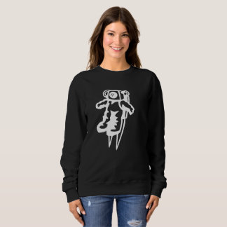 Space Man Sweatshirt