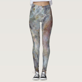 Space Marble Leggings